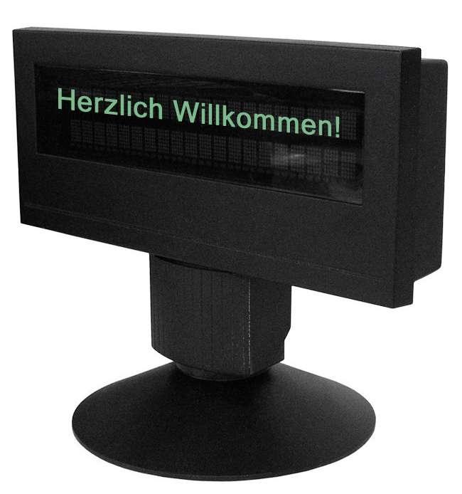 Kundenanzeige Wincor Nixdorf BA-63