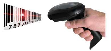 Barcodescanner Heron D130