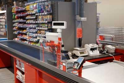 Touchscreen Kassen, Kassensysteme für Einzelhandel.