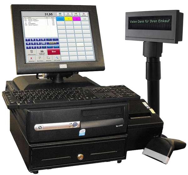 Kassensystem für den Einzelhandel
