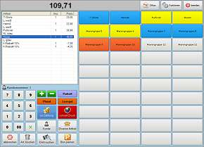 Handel Plus 4.1 Software Bestellmodus