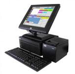 Touchscreen 15 Zoll Kassensystem