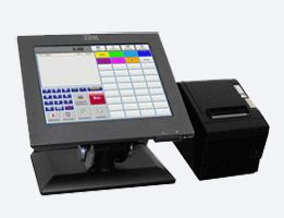 Touchscreen Kassensysteme, Kassen für Cafe, Imbiss, Kantine