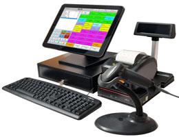 Touchscreen Kassen, Kassensysteme für Kiosk und Lotto-Toto.