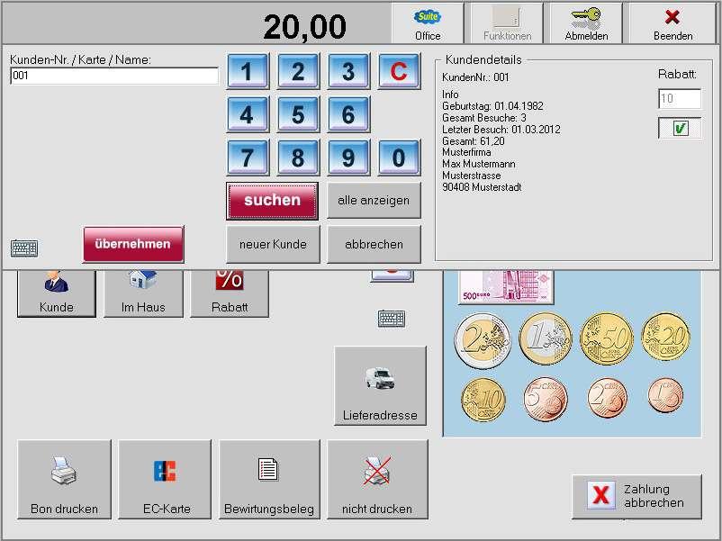 Kundenverwaltungs-Modul -002