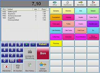 Software POSprom Suite für Touchscreen Kassensysteme -001
