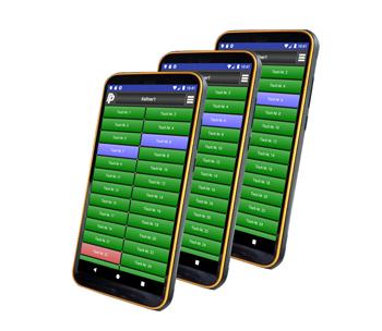 App für Android Smartphone (Handheld) POSprom ProMAX ORDER