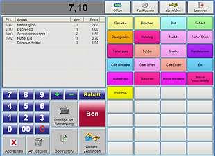 Software für Einzelhandel - 001
