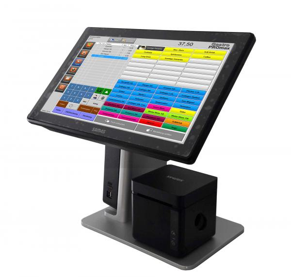 All-in-One Touchscreen Kassensystem für die Gastronomie. Neuware